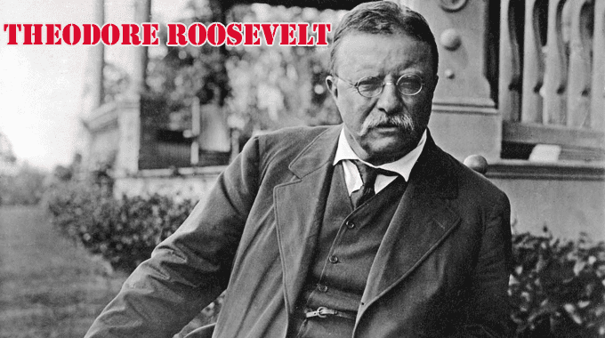 an analysis of theodore roosevelt as a president