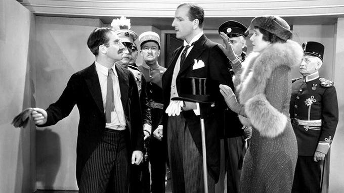 A Night at the Opera (1935) – Otis B. Driftwood