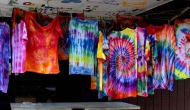 Tie-dye Patterns for T-Shirts