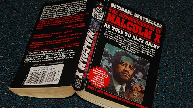 an autobiography of malcolm x You just watch, malcolm x predicts in his autobiography, the white man, in his press will make use of me.
