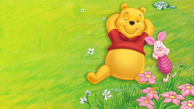 Winnie-The-Pooh-Don't underestimate the value of doing nothing