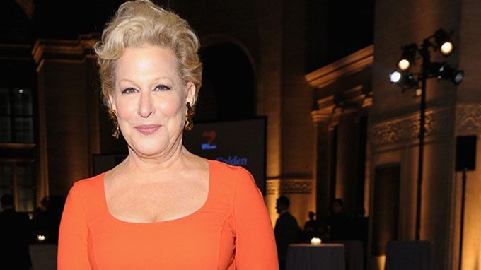 The worst part of success...Bette Midler