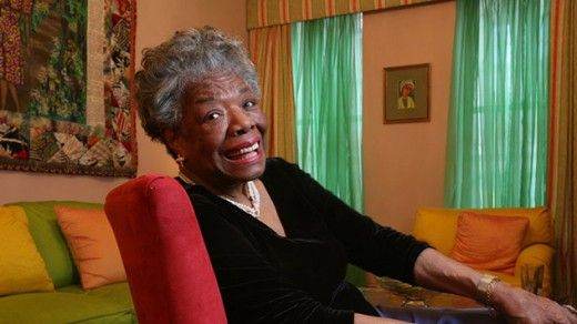 Most Meaningful Maya Angelou Poems Written