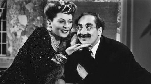 12 Great Groucho Marx One-Liners About Marriage