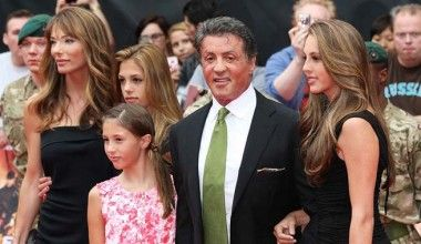 sylvester-stallone-and-family