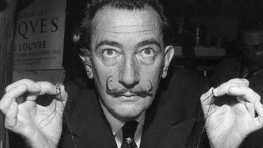 12 Surreal Salvador Dali Quotes
