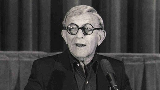 15 Age-Related George Burns Quotes