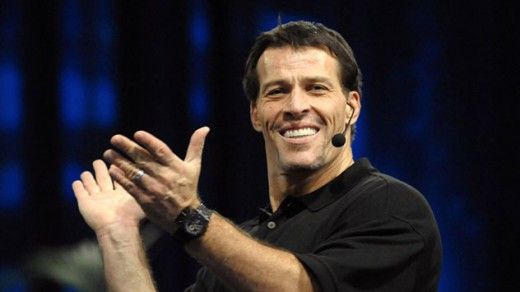 15 Motivational Quotes From Tony Robbins