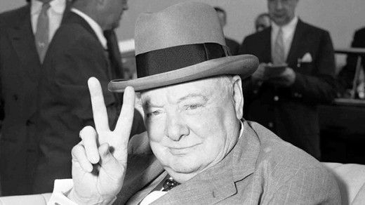 15 Inspirational Winston Churchill Quotes