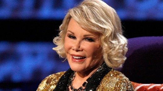 20 Outrageous Joan Rivers' One Liners