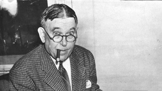 20 Examples Of The Unbridled Cynicism Of H.L.Mencken