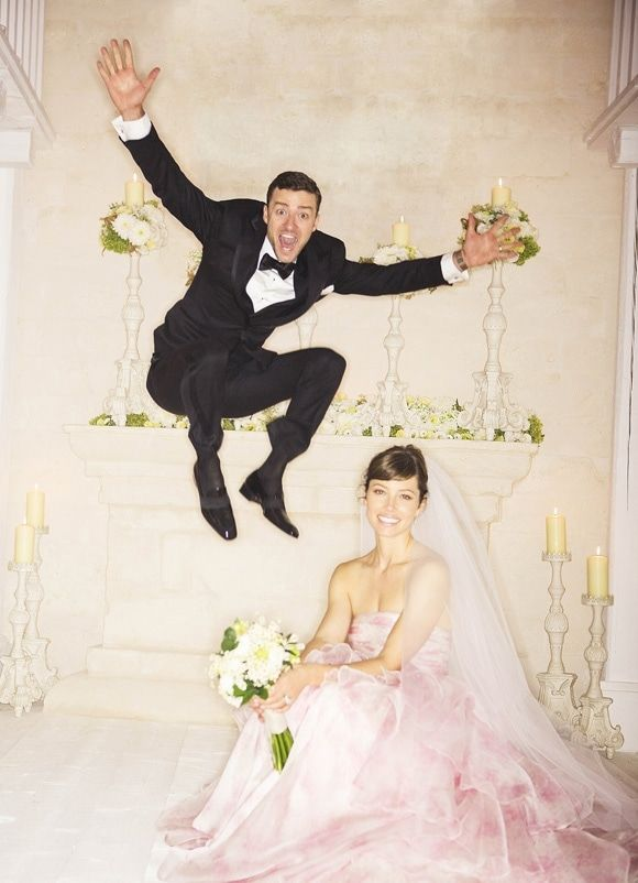 10 Most Extravagant Celebrity Weddings Of All Time