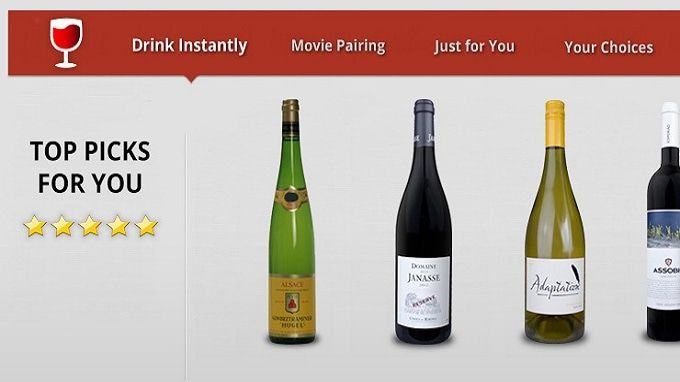 Seven wines to drink with Netflix