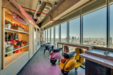 15 Coolest Office Spaces In The World