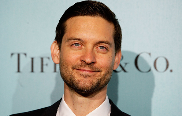 25 Celebrities who are Surprisingly Loaded | LifeDaily Tobey Maguire 2015