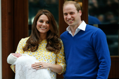 7 Things To Know About Kate Middleton And Prince William's New Baby Princess