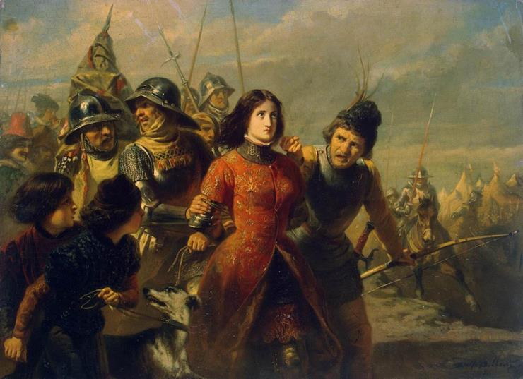 the influence of joan of arc and her life Young joan—a description that could be used for her entire life joan then turned her indira gandhi is on the record as citing joan of arc as her.