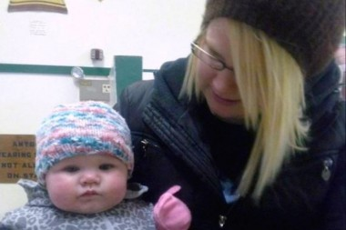 Selfless Mom Lost Her Feet To Frostbite, Sacrificing Herself To Keep Her Daughter Warm