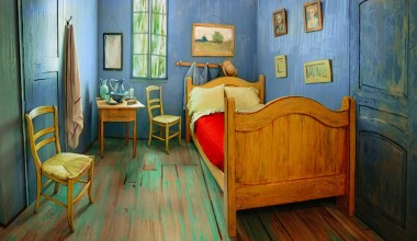 Van Gogh Inspired Hotel Room Rents In Chicago For Just $10 A Night