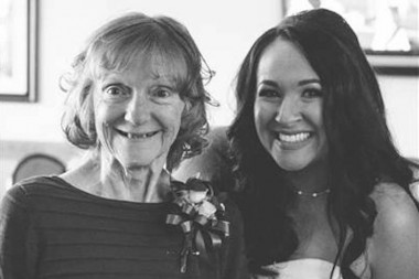 Bride Moves Wedding Reception To Care Facility So Her Mother With Alzheimer's Can Be There
